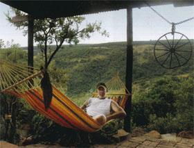 Pierre Van Zyl of Kaapsehoop Adventures