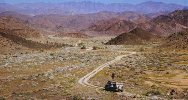 The Richtersveld is a dry and desolate place, but it holds its own haunting beauty