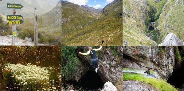 Suicide Gorge, Hottentots Holland Nature Reserve