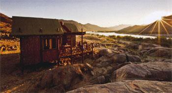 The Tatasberg Wilderness Camp