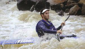 The record field whooped and shrieked through the standing waves and churning holes that now dominated the river.