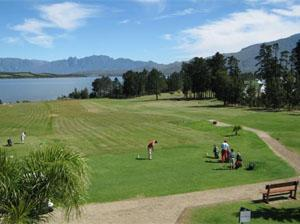 Theewaterskloof Country Estate Golf Club, Villiersdorp
