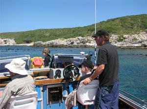Umnenge Fishing Charters Gansbaai