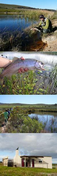 Vaalvlei Farm, Flyfishing, Stanford