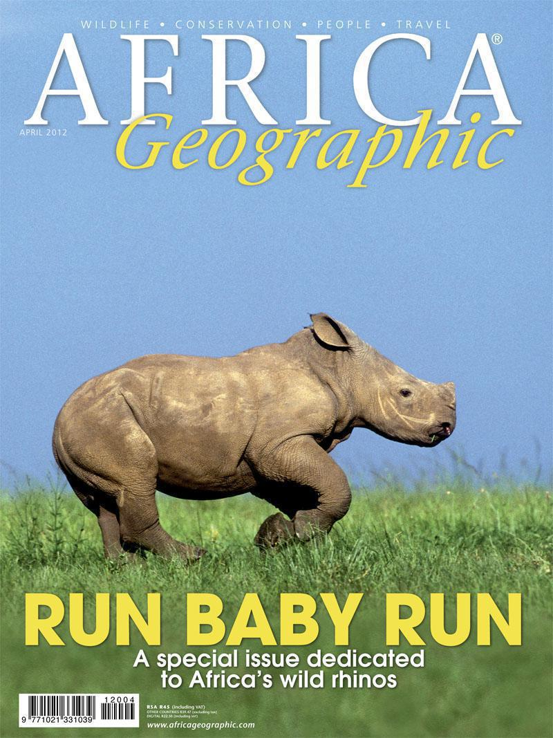 April 2012 Africa Geographic