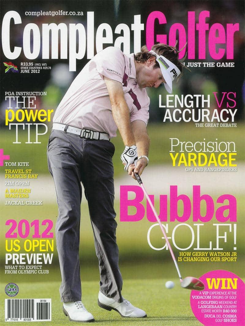 Compleat Golfer Tmb June 2012