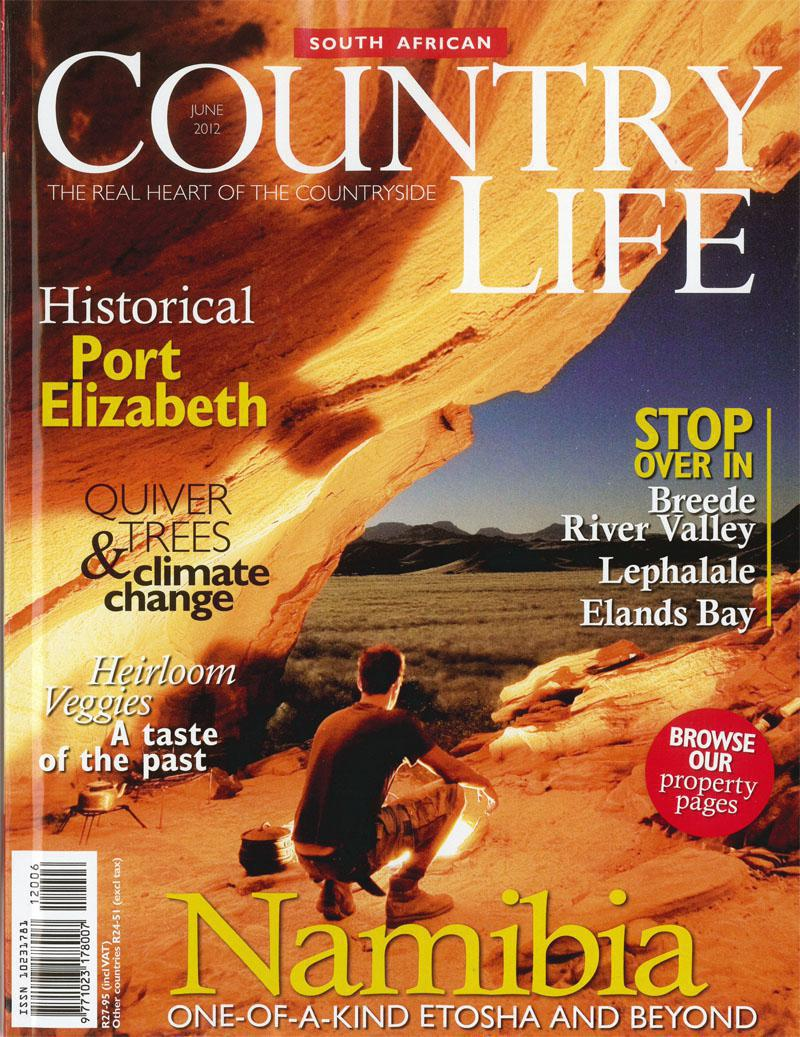Country life June 2012