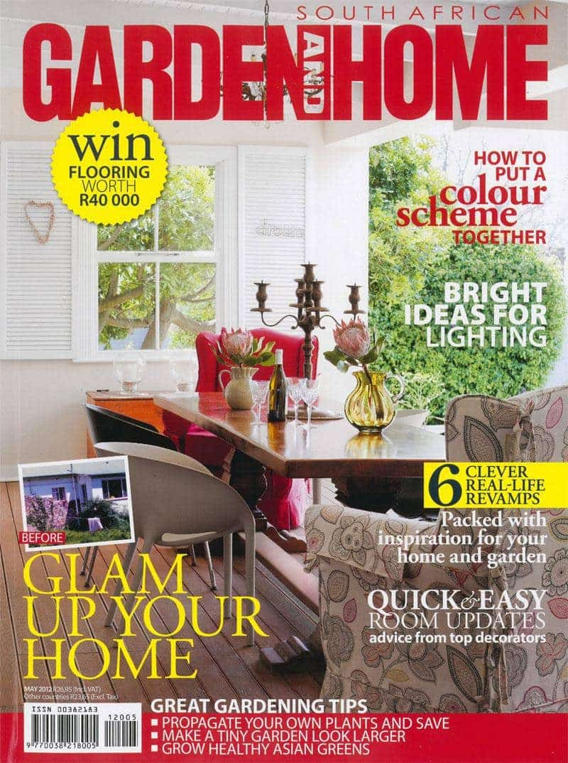 garden and home may 2012