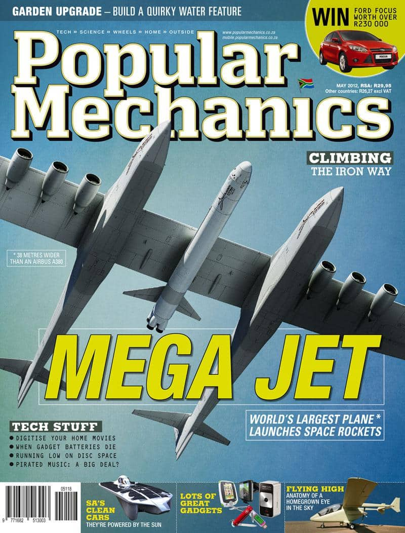 Popular Mechanics May 2012
