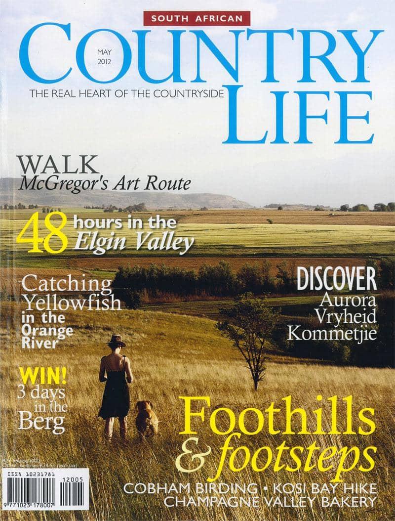 Country life May 2012