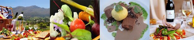Franschhoek Food and Wine Restaurants
