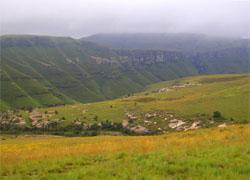 Highmoor Nature Reserve, Drakensberg