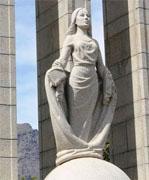 Huguenot Monument Franschhoek