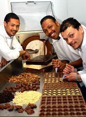 Huguenots Chocolates, Franschhoek