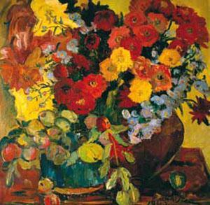Flowerpiece 1949 Irma Stern