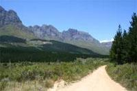 Jonkershoek cycle trail