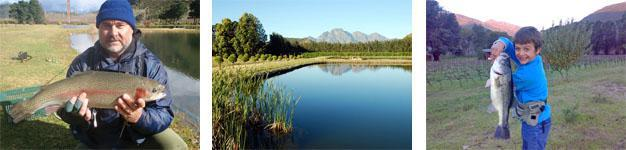 La Ferme Fly Fishing Franschhoek