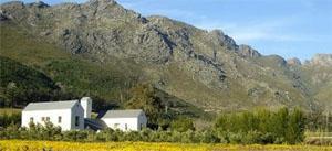 La Motte Hiking Trail, Franschhoek