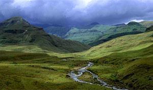 Lotheni Nature Reserve, uKhalhlamba-Drakensberg Park