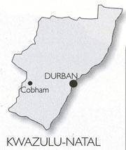 Cobham Nature Reserve, Kwazulu Natal
