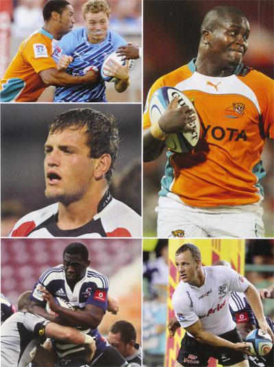 With big futures and big shoes to fill at their different franchises, five South African players need to step up and take charge in Super Rugby this year.