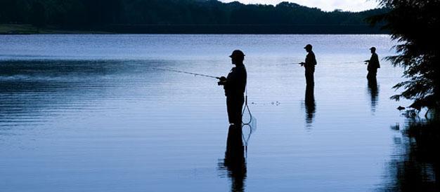 Chrissiesmeer Fishing