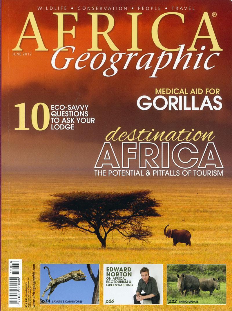 June 2012 Africa Geographic