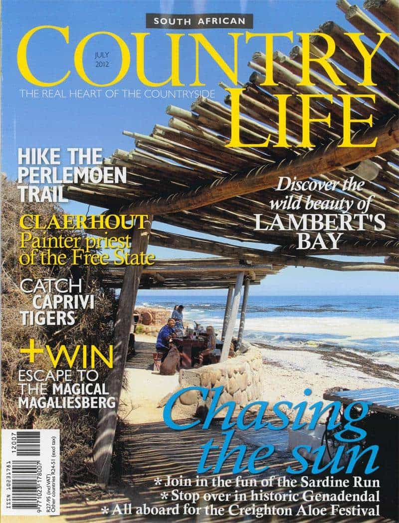 Country life July 2012