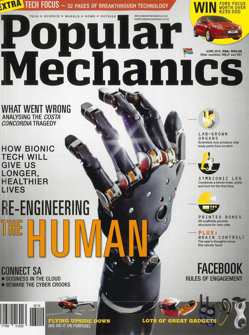Popular Mechanics June 2012