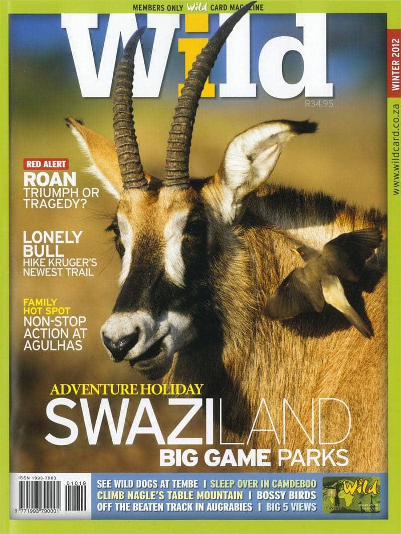 Wild Magazine Winter 2012