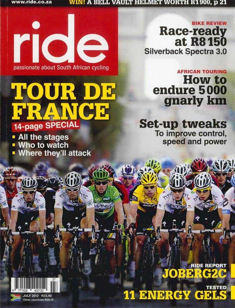 Ride July 2012