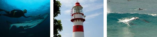 Green Point Lighthouse, Clansthal, KwaZulu Natal