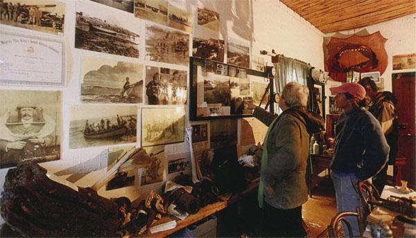 The little Strandveld Museum in Franskraal is a treasure trove of Overberg history.