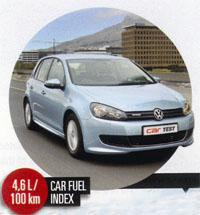Compact Hatch VW Golf 1,6 TDI BlueMotion