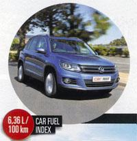 Compact SUV/Crossover VW Tiguan 2,0 TDI 4x2 BlueMotion