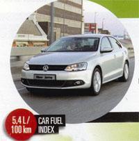 Compact Saloon Volkswagen Jetta 1,6 TDI Comfortline 5-door