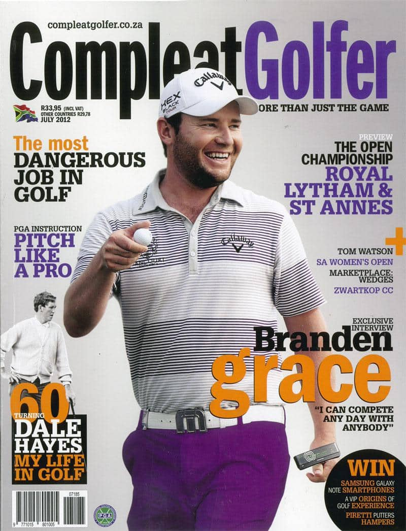 Compleat Golfer Tmb July 2012