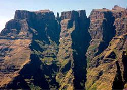 Mont-aux-Sources, Drakensberg,KwaZulu-Natal