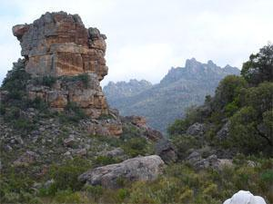 Pakhuis Trail, Cederberg Wilderness
