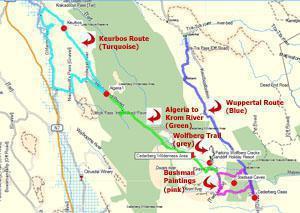 Cederberg Mountain Bike Trails