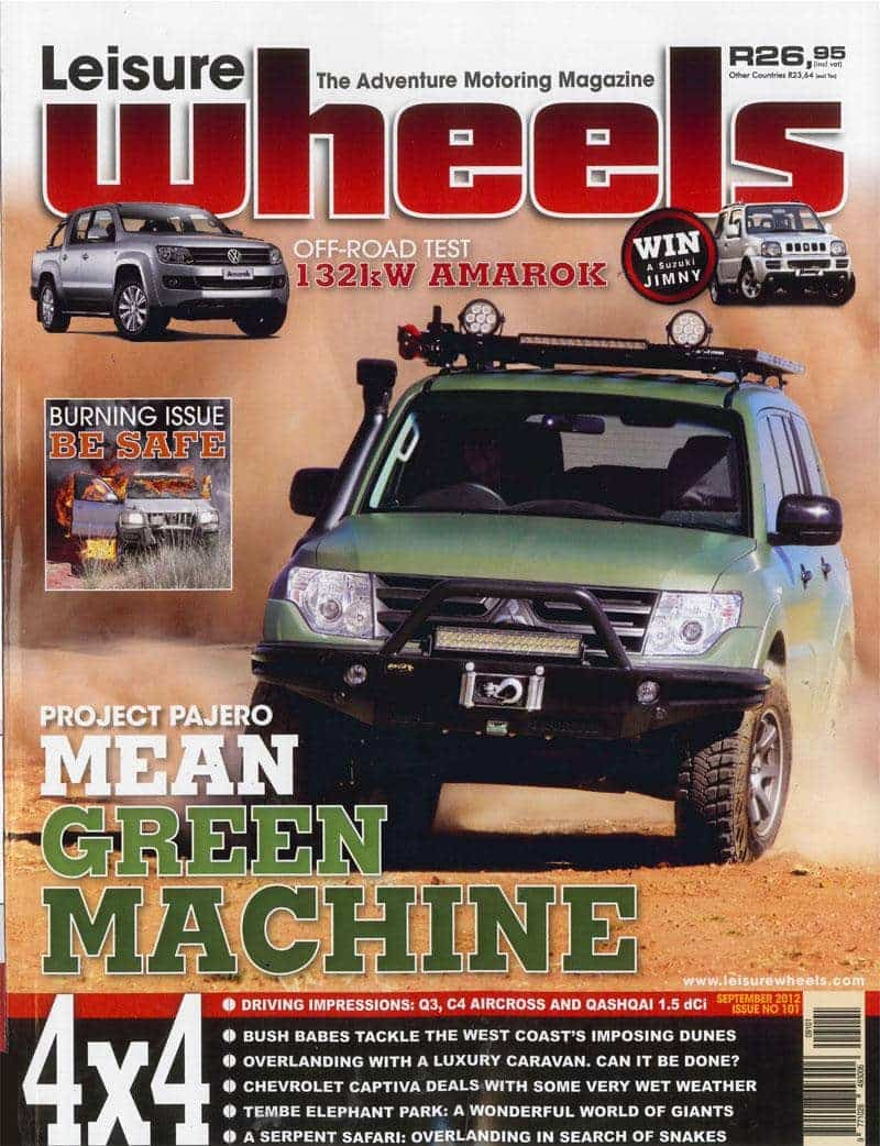 Leisure Wheels Tmb September 2012