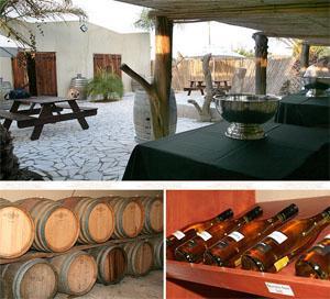 Stoumanns Wines, Vredendal, West Coast