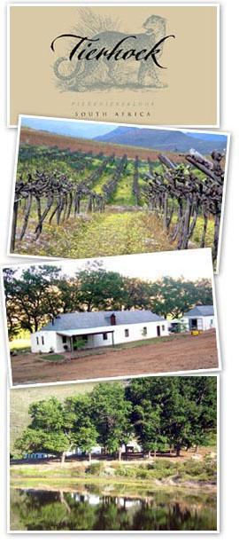 Tierhoek Wine Estate, Piekenierskloof, Cederberg