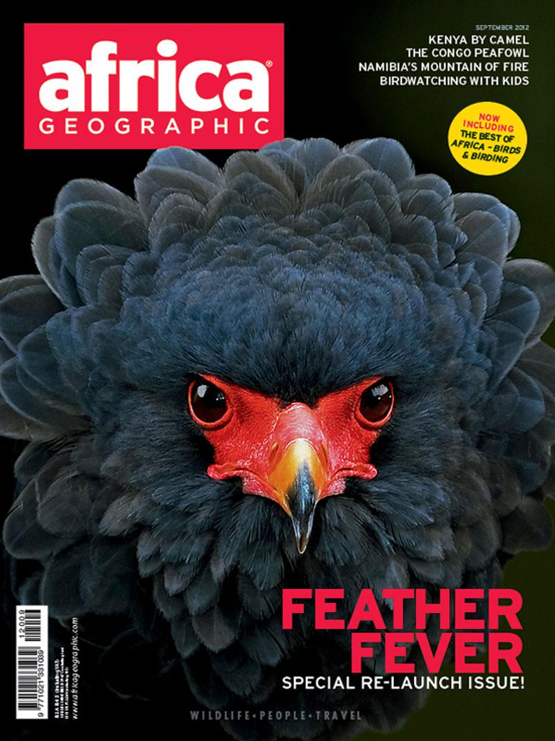 September 2012 Africa Geographic