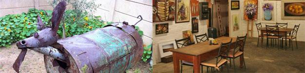 Pepper Tree Art Stable and Coffee Shop Philadelphia Art