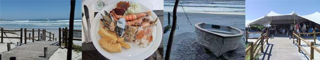 Strandkombuis Seafood Restaurant Yzerfontein