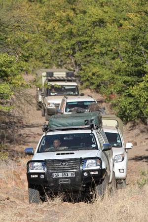 Back roads: The Lebombo 4x4 Eco-Trail leads you to unfamiliar spots inside Kruger.