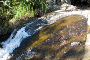 Rock Waterslide, Kranskloof Hiking Trail, Carolina, Mpumalanga, Carolina