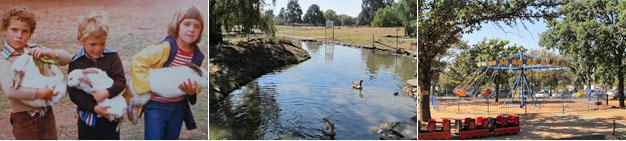 Bunny Park, Rynfield, Benoni, East Rand Activities