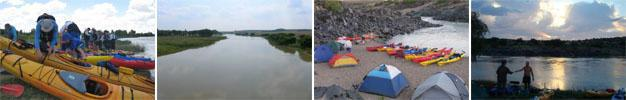 Hopetown, Upper Karoo, Northern Cape, White River Rafting